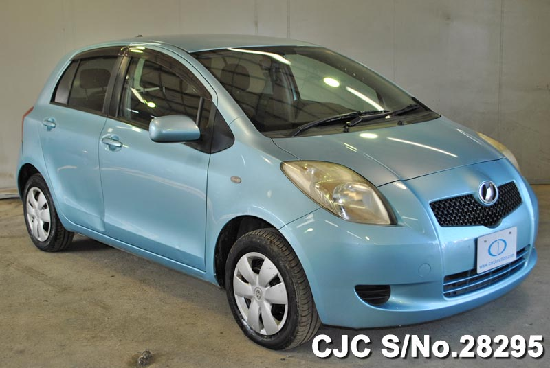 Imported Japanese Toyota Vitz Cars