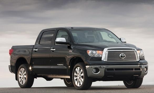 Toyota Tundra Pickup Trucks