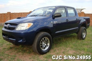 Toyota Hilux SUV from Japan