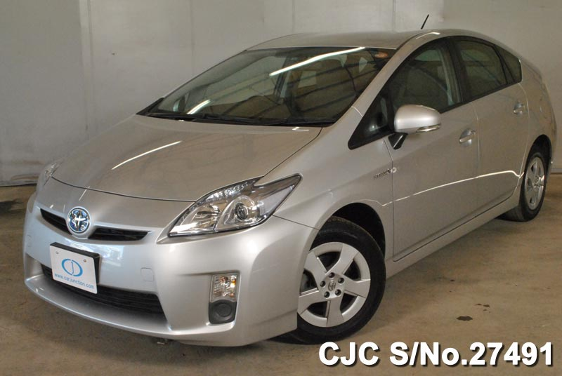 Toyota Prius Hybrid Cars