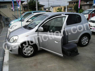 Toyota Vitz Mobility Vehicle