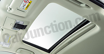 Japanese Toyota Land Cruiser Prado with Sunroof
