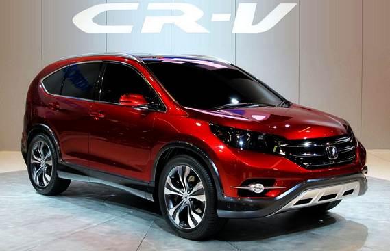 Honda CRV – Compact Crossover SUV