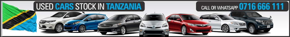 Buy Japanese Used Cars in Tanzania