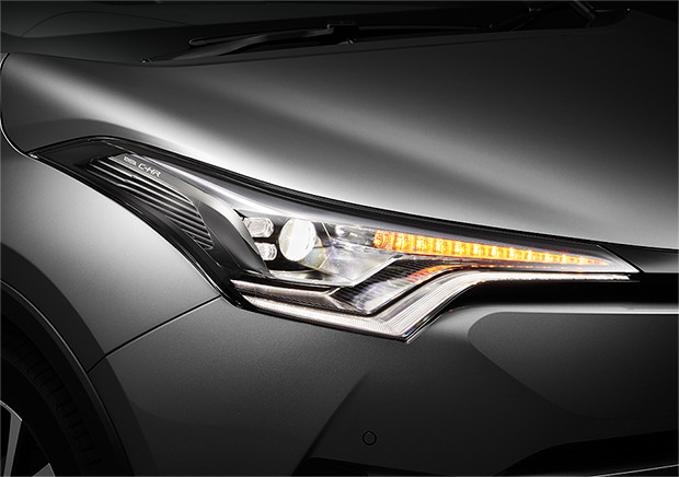 Toyota C-HR Led Head Lamp