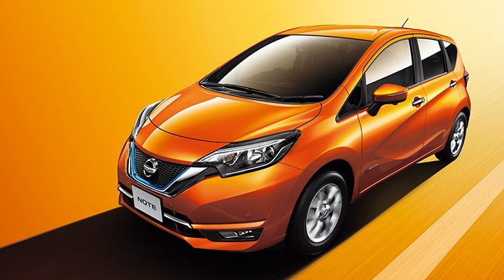 Nissan Note, 1500 cc Petrol Engine
