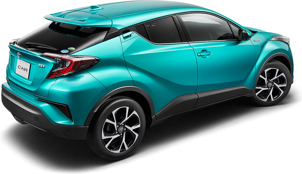1652a26b3f1c1a Toyota C-HR Compact SUV Becomes Best-Selling Model in 2017 ...
