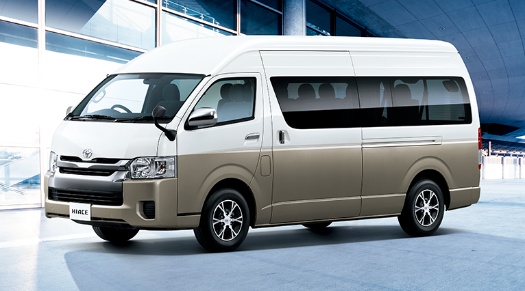 toyota hiace commercial vehicle japanese  cars blog