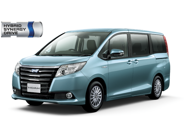 Japanese Toyota Noah