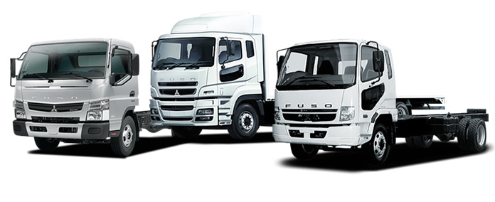 Japanese made commercial trucks