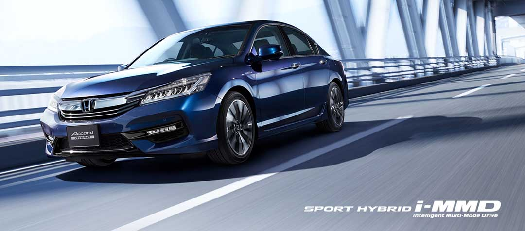 Honda Accord hybrid Fuel Economic Car