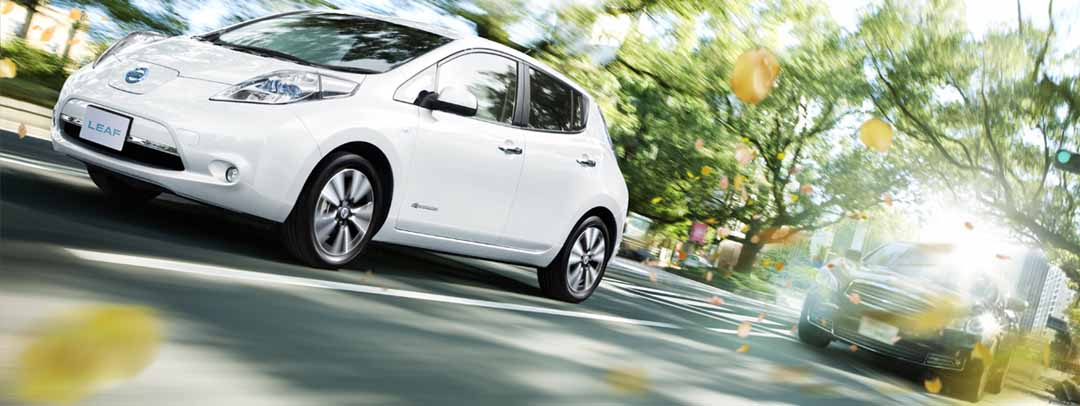 Nissan Leaf Fuel Economic Car