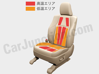 Comfortable Thermal Seat