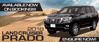 Toyota LandCruiser Prado 2018