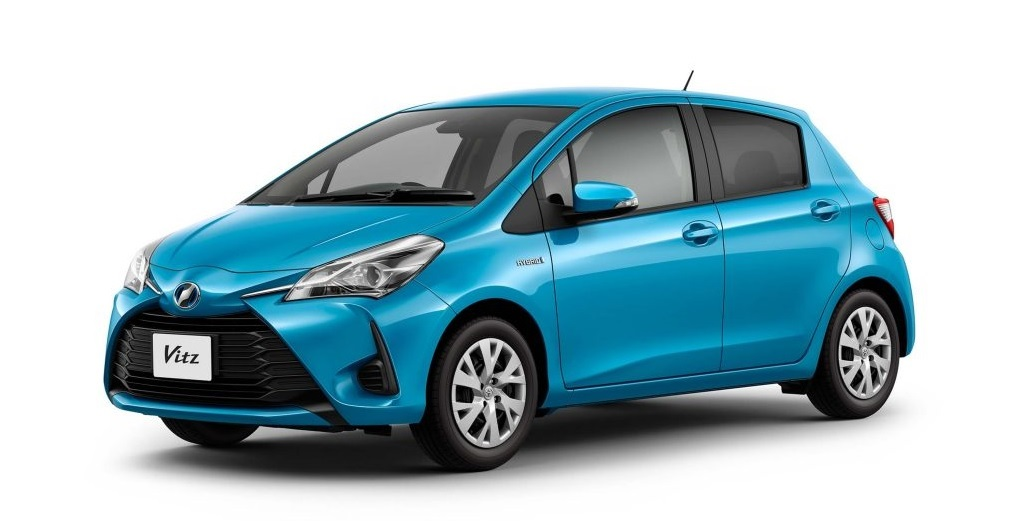 Toyota Vitz - Yaris in 1.5L Hybrid