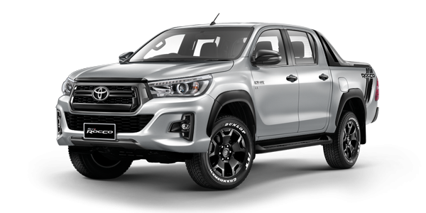 New Toyota Hilux Revo Rocco Double Cab 2018 At Car Junction