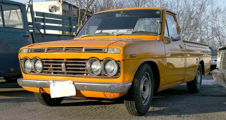 Toyota Hilux 1968 Model