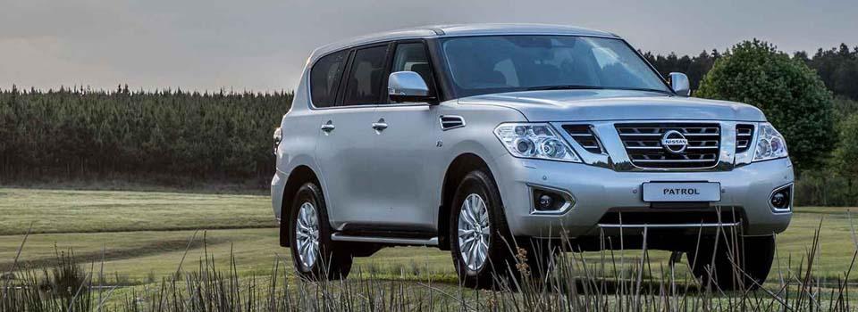 New Nissan Patrol Suv/4x4