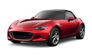 Mazda Roadster Sports Car