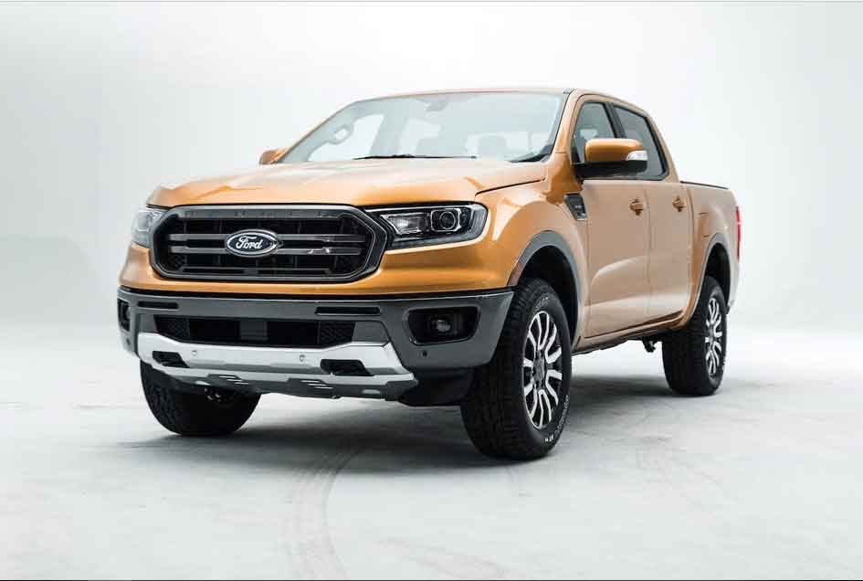 Ford Ranger 4x4 Off-Road Pickup Truck