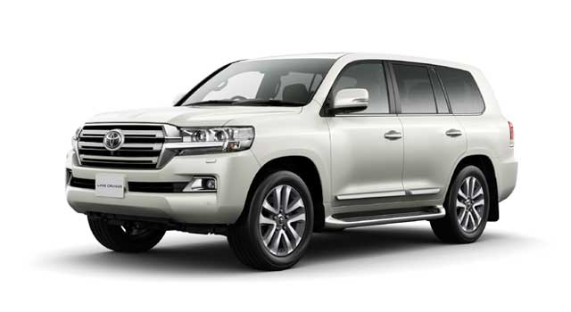 Toyota Land Cruiser New