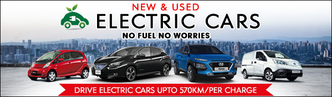 electric cars for Guyana