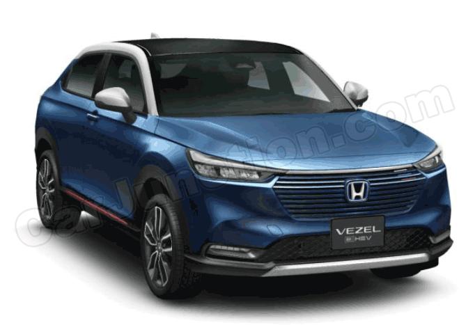 Honda Vezel e.HEV PLAY Package