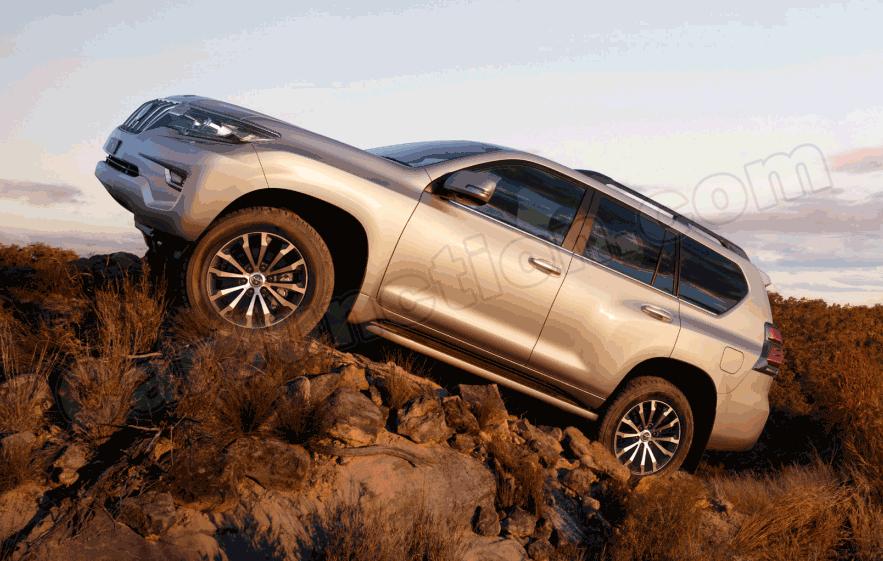 Toyota Prado performance