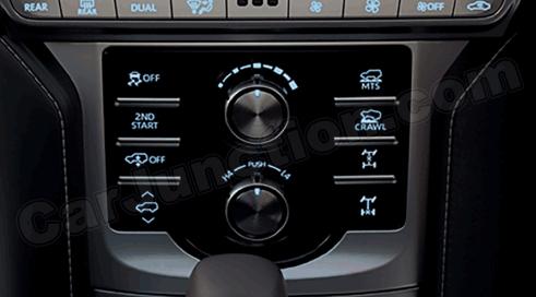 drive mode selection kakadu prado