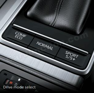 drive mode selection toyota prado kakadu